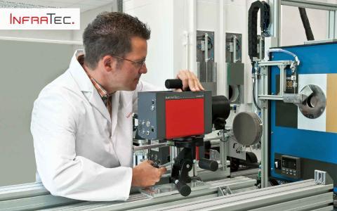 HighSense-Feature für Thermografiekameraserie ImageIR®