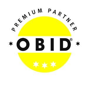 Logo des neuen OBID Premium Partner Programms