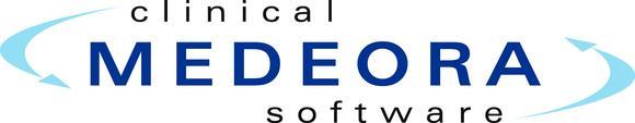 Logo der MEDEORA GmbH