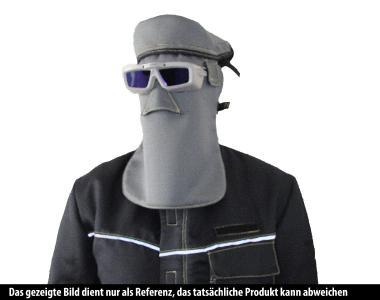 Gesichtsschutz mit Schuttorbrille