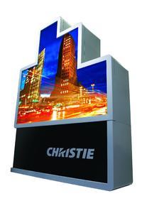 Christie MicroTiles SkyScraper