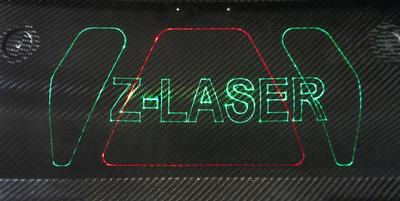 Z-LASER presents its new laser projector at the JEC World Composites Show 2016 in Paris