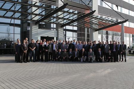 VIPA International Sales Meeting 2012 Gruppenphoto