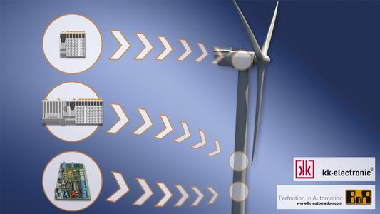 Retrofit control solution featuring B&R X20 control and I/O breathes new life into aging wind turbines.