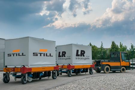 Mit dem Erwerb der LR Intralogistik GmbH baut die STILL GmbH ihre führende Marktposition im Bereich Lean Logistik weiter aus (Foto: STILL GmbH)