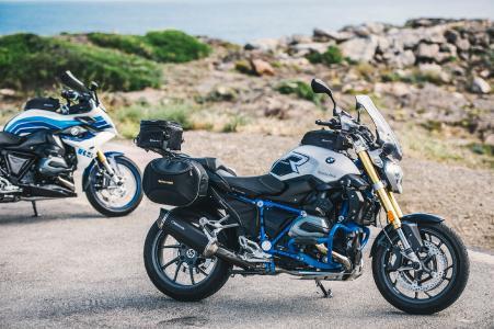 Wunderlich BMW R 1200 R LC & R 1200 RS LC
