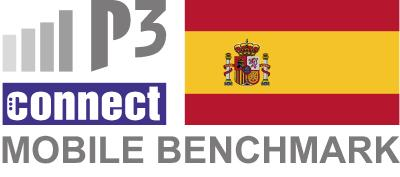 P3 connect Mobile Benchmark to rank Spanish mobile networks