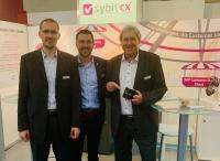Das Sybit-Team auf dem DSAG-Kongress