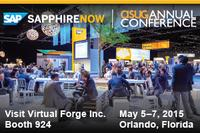 SAPPHIRE NOW Event 2015