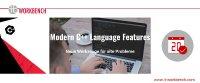 IT Workbench bietet Schulung: Modernes C++