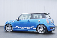 Mini with Maxi Tuning: New Mini with the individual HAMANN touch