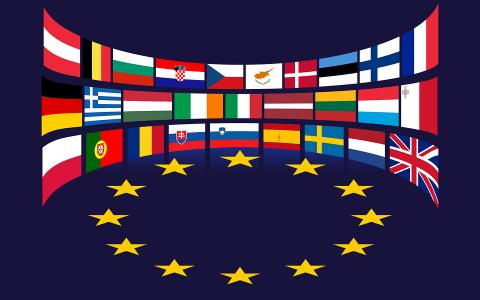 Die Registrierung einer Eu-Domain ist auch ein Bekenntnis zu der Europäischen Union