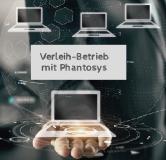 Verleihbetrieb mit Phantosys  Features: Rollout, inkrementelle Aktualisierung, Datenwiederherstellung und Multibootsystem