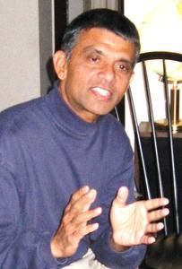 Leiter des Workshops ist Arshad Noor, CTO von StrongAuth, Inc.