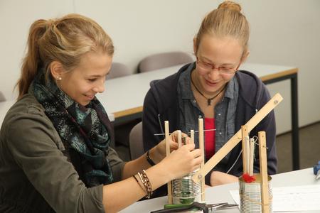 Infotag für Schülerinnen an der TU Kaiserslautern