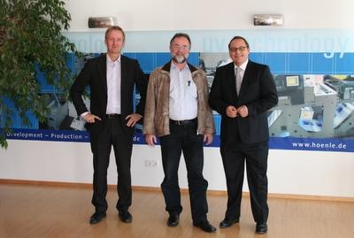 Hönle übernimmt UV-Technik Speziallampen GmbH