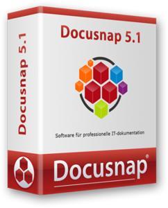 Docusnap 5.1 – IT-Dokumentation und Netzwerkanalyse
