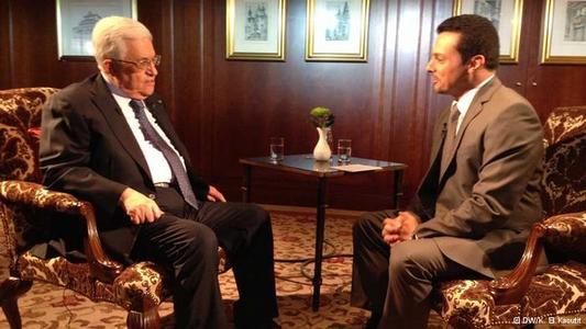Mahmoud Abbas: Negotiations with Israel aren't at a deadlock
