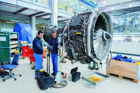 MTU Maintenance und Atlasglobal erweitern Instandhaltungsvertrag für