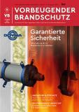 Titelbild VB Vorbeugender Brandschutz 2019 Web