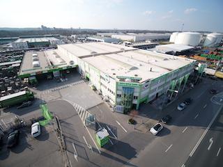 Hauptsitz Baustoff Union GmbH
