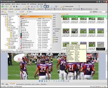 Directory Opus 9 unter Windows XP
