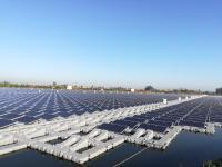 Larget Single Floating PV Power Plant Jiangsu China