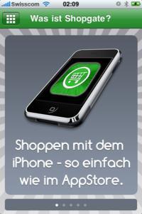 Shoppen mit dem iPhone - so einfach wie im App Store
