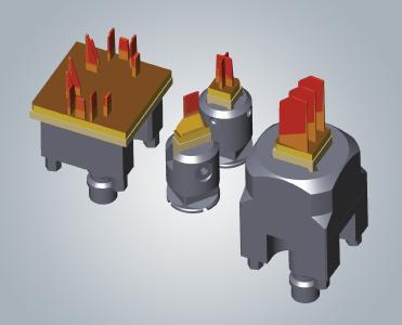 Elektroden erstellen, einfach wie nie, mit dem hyperCAD®-S-Elektrodenmodul / Bildquelle: OPEN MIND