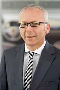 On course for further growth: Benecke-Kaliko Chairman of the Executive Board Dr. Dirk Leiß / Photo: ContiTech