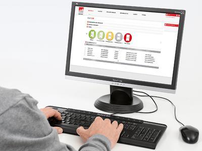 SCALA ist eine stufenlos skalierbare Zutrittskontrollanlage, die sich an die Anforderungen einer 1-Tür-Lösung bis hin zu vernetzten Anlagen anpasst
