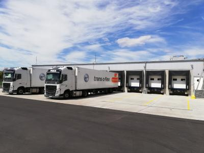 With the expansion of the trans-o-flex ThermoMed central hub in Baunatal, the capacity of the entire special network for pharmaceutical shipments has increased by more than 25% (Photo: https://www.trans-o-flex.com/media-center/presse/#bilder)
