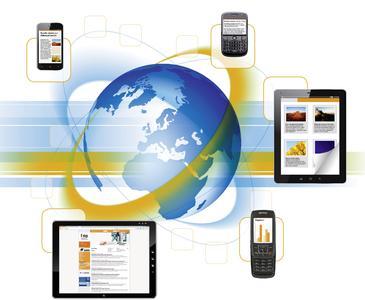 Mobile Kommunikation: Trendthema im Fokus des f:mp.-Campus