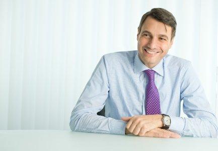 Patrick Fruth, CEO der TÜV SÜD Division Mobility