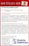 DS Deutsche Systemhaus GmbH ist JahnClub Premium Partner des SSV Jahn Regensburg