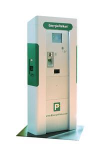 EnergieParken nutzt die Parkdauer sinnvoll zum Energieladen