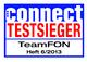connect Testsieger Logo