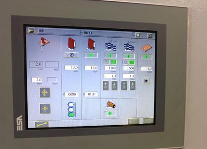 Bild 8: Touch Screen Display
