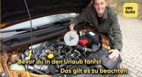 YesAuto gibt Tipps für die Reise mit dem Auto