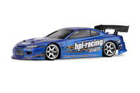 HPI Nitro RS4 3 Drift RTR - Drift Action mit Nitro Power!
