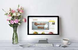 Im Onlineshop haben Kunden die Möglichkeit, rund um die Uhr Blumensträuße aus einem vielfältigen Sortiment zu bestellen / Foto©Fleurop AG