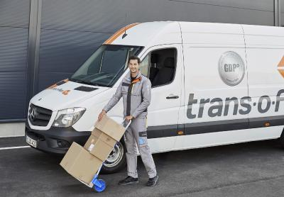 Mehrwert durch Telematik: Pünktlich geliefert, richtig temperiert und in Echtzeit informiert / Fotohinweis: trans-o-flex