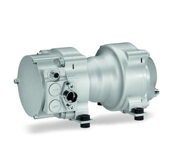 Der ELV21 ist acht Kilogramm leichter und 17 Zentimeter kürzer als der ECH209Y