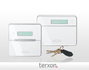 Alarmzentrale Terxon X: Neues Design, innovative Komponenten