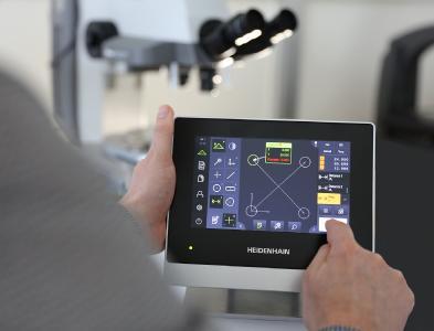 HEIDENHAIN QUADRA-CHEK 2000: Die neue Auswerte-Elektronik für 2D-Messaufgaben