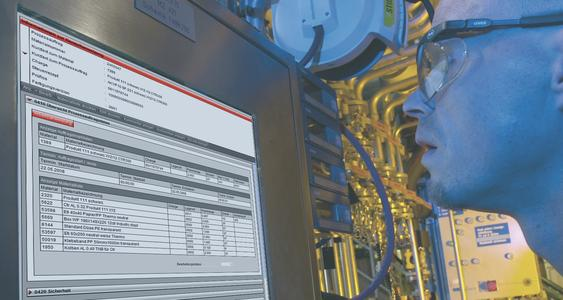 Electronic Work Instruction with Integrated Quality Management