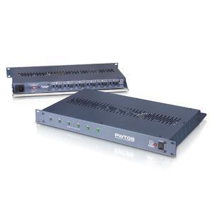 "Wireless Power in Rack: Palmer PWT 06 19"" Multiple Power Supply"