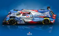 Mouser-Sponsored Vaillante Rebellion Shifts into High Gear for Le Mans