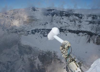 Die EX14 Tag/Nachtkamera von Bosch Sicherheitssysteme für extreme Umgebungsbedingungen wird seit fünf Jahren unter den widrigen Umweltbedingungen in der Antarktis eingesetzt