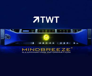 TWT und Mindbreeze gehen strategische Enterprise Search und Big Data Partnerschaft ein